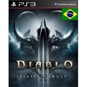 Diablo 3 Reaper Of Souls - Ps3 Psn Pt Br Envio Hoje