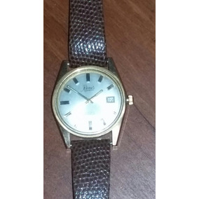 Reloj Renis De Hombre En Buen Estado Original A Cuerda