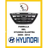 Parrilla Hyundai Elantra 2008-2009-2010-2011-2012-2013-2014