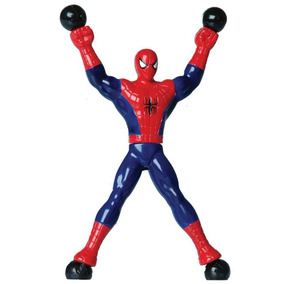 Boneco Stick Hero Avengers Spider-man Candide