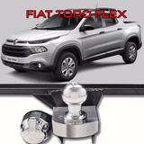 Engate Reboque Fiat Toro Freedom 1.8 Flex /reforçado/homolog