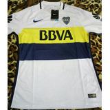 Camiseta Futbol Boca Juniors 2017 Talle M