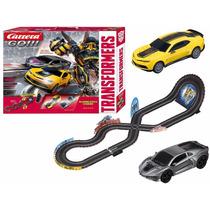 Pista De Autos Carrera Transformers - Bumblebee Chase