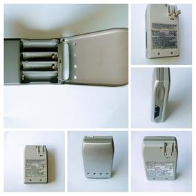 Carregador De Pilhas Sony Ni-mh Aa Ou Aaa - Original