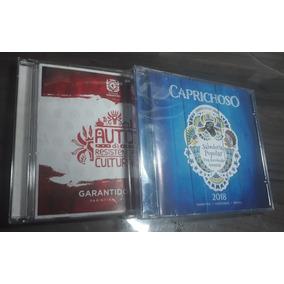 Cds Caprichoso E Garantido 2018