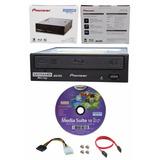 Gravador Leitor Pioneer Bdr-211ubk Ultra Hd Uhd 4k Blu-ray