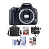 Canon Eos Rebel Sl2 Dslr Body - Bundle With Camera Bag, 16gb