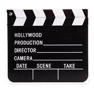 Claqueta Director Señal Fiesta Cine Oscares Hollywood Movies