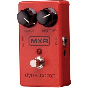 Pedal Para Guitarra Dunlop Mxr Dyna Compressor 1185