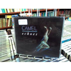 Cd Camel Echoes Box Duplo Importado Original