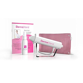 Dermawand Retail Kit With Preface-reduces Wrinkles