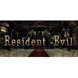 Resident Evil Hd Remaster Steam Pc