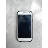 Samsung S4 Mini+capinha+carregador+desbloqueado+comdefeito