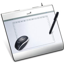 Tableta Digitalizadora Genius I608x Mouse Y Pen Win Mac Mexx