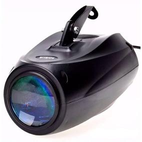 Raio De Sol Led Sky Projector - Skyshow Sensor Som Dj Canhão