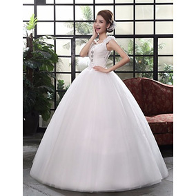 Vestidos para boda civil gamarra