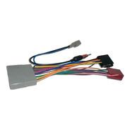 Plug Chicote Som + Adapt. Antena New Civic Crv 2007 A 2011
