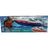 Bote De Alta Velocidad A Control Remoto - Speed Boat