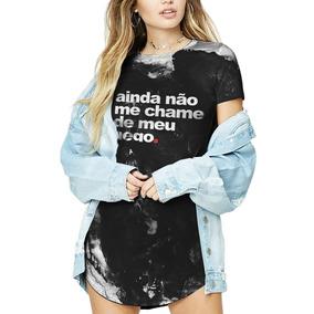 573535c379 Camiseta Feminina Frases Engraçadas Barata Calcados Roupas Bolsas Em ...