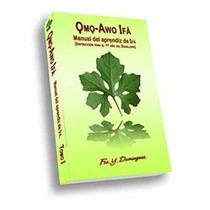 Omo Awo Ifa . Manual Del Aprendiz De Ifa