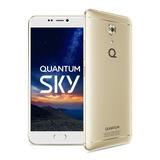 Celular Quantum Sky 4g Dual Chip 64gb 4gb Ram Tela 5,5