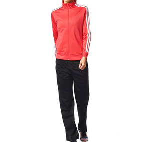 Conjunto Pants Con Sudadera Agasalho Mujer adidas Bp8270