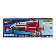 Escopeta  Nerf Fortnite Ts Arma Juguete Pistola Mega Dardos