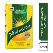 Yerba Mate Mañanita 4flex 1kg