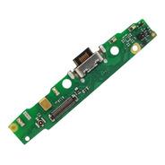 Placa Flex Pin De Carga Compat. C/ Moto G7 Power Cld. Orig,