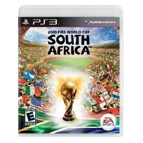 Jogo Ps3 South Africa 2010 Fifa Word Cup Original (seminovo)