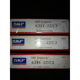 Rodamiento Skf 6311 6313 2z/c3