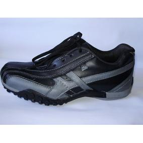 Zapato Zapatilla De Hombre Cuero Vacuno Original N° 39 A 45