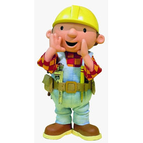 Kit Display Bob O Construtor 8 Peças