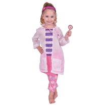 Disfraz Disney Doctora Juguetes Original New Toys