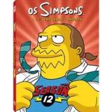 Box : Os Simpsons - 12ª Temporada - 4 Dvd