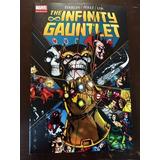 Marvel Comics Infinity Gauntlet Tomo Latino110000
