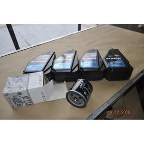 Oleo Motor 5w40 Elaion Gol Fox Yoyage G3/g4/g5 4lts+filtro