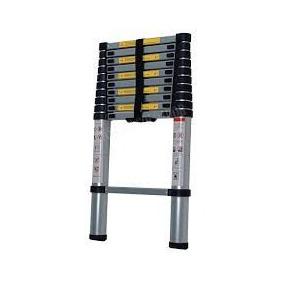 Escada Telescópica Alumínio Worker 7 Degraus 2.0m Promoção