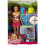 Barbie Quiero Ser Profesora De Tenis Tenista Mattel Original