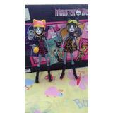 Monster High En Excelente Estado