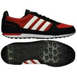Zapatillas adidas Neo City Racer. Originales (rojos).