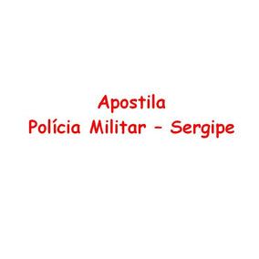 Apostila Polícia Militar
