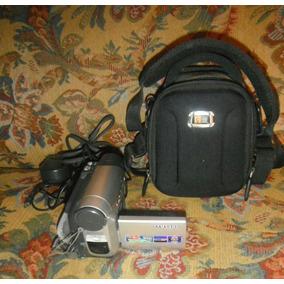 Cámara Filmadora Mini Dv Samsung Sc-d364 Con Bolso Case Logi
