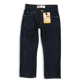 Pantalones De Mezclilla Levi´s- Niño 4 Años