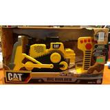 Cat Grandes Máquinas Bulldozer Con Control Y Sonido