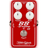 Pedal Xotic Bbp-at Bb Preamp Andy Timmons Signature Nuevo Us