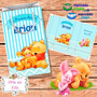 Bolsitas Golosineras Winnie The Pooh Nene Personalizadas