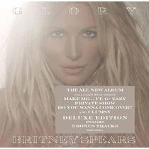 Cd Britney Spears Glory Novedad 2016! Open Music