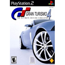 Gran Turismo4 + Need For Speed 1 Play2 (corrida)