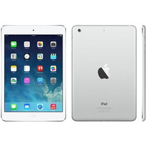 Apple Ipad Mini 2 Retina 16gb Wifi Silver / Prata Me279
